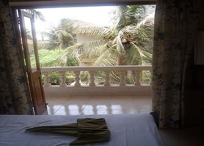 Apartment in India, Calangute: View as per balcony