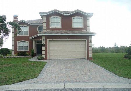 Villa in Vista Park, Florida: House Front