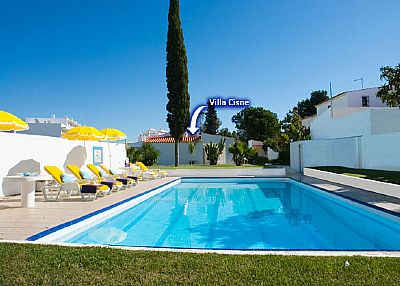 Villa in Portugal, Albufeira: Large swimming pool