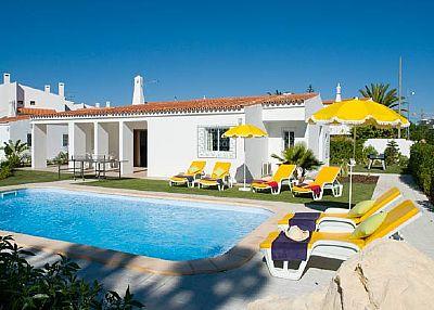 Villa in Portugal, Albufeira: Villa Andorinha and Pool