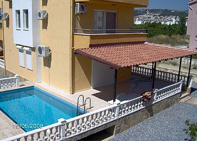 Villa in Turkey, Silver Sand Beach: Spacious Villas with private pool