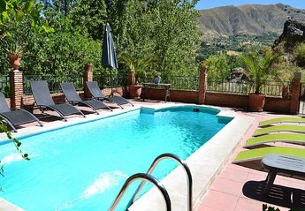 Country House in Spain, Granada City: Pool (open May thru September)