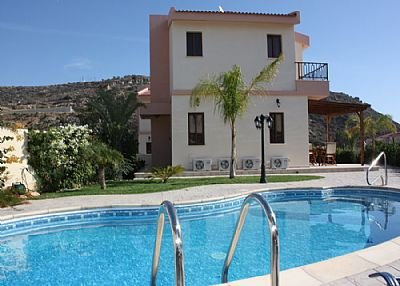 Villa in Cyprus, Pissouri: 1