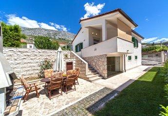 Villa in Croatia, Omis: Exterior, Villa Zivana, Dugi Rat, Split