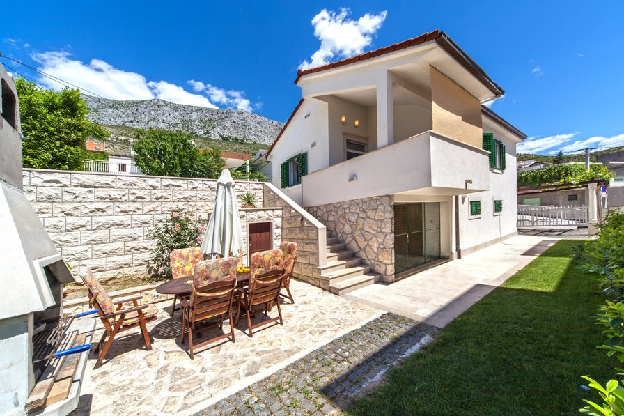 Villa in Croatia, Dugi Rat