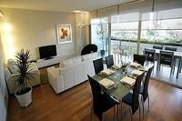 LUXURY  NEW APARTMENT IN BARCELONA 5 MINUTES WALK  TO BEACH