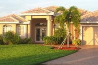 Villa in USA, Cape Coral: Entrance