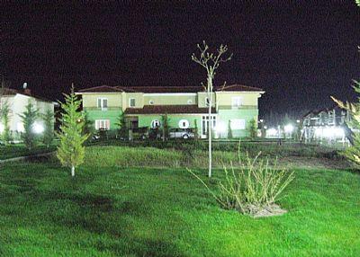 Villa in Turkey, Afyon: Dundar Thermal View at Night