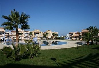 Apartment in Spain, El Verger: THE LOVELY GARDENS