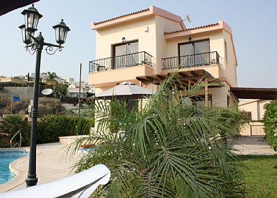 Villa in Cyprus, Pissouri: 1