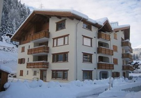 Apartment in Klosters-Serneus, Switzerland: External View of Property