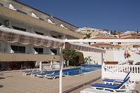 Apartment in Spain, Playa de las Americas: The heated pool