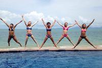 Villa in Thailand, Bang Por: Girls just wanna have fun!