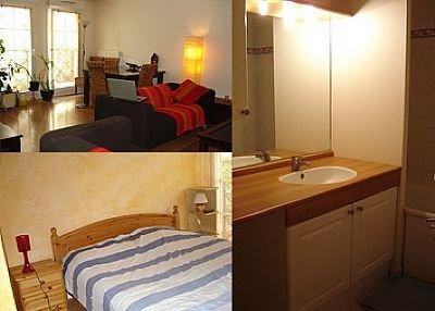 Paris la defense 3 rooms appartment