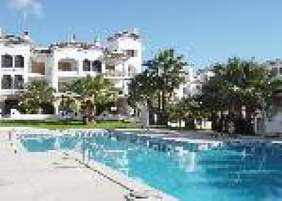 Apartment in Spain, Villamartin: pool