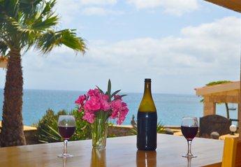 Villa in Cape Verde, Maio Island: Terrace