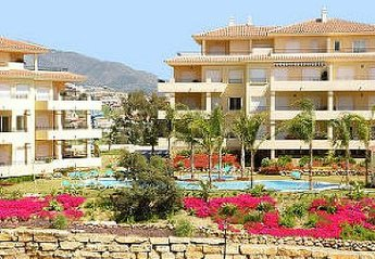 Apartment in Spain, La Cala De Mijas: View from balcony