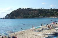 Villa in Italy, Capo Vaticano: Local Beach