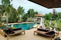 Villa in Thailand, Jomtien: the swimming pool