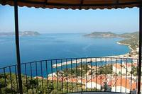 Penthouse_apartment in Turkey, Kas: view from the terrace