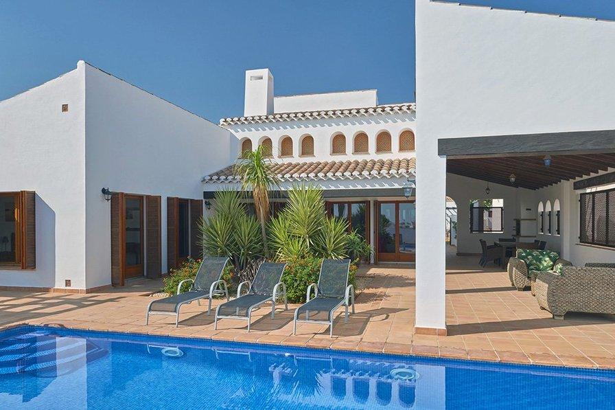 Owners abroad Villa Turquesa, Murcia