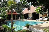 Villa in Thailand, Nai Harn: Pool, Sala and Terrace