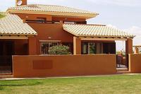 Villa in Spain, Mar de Cristal: Front of Villa