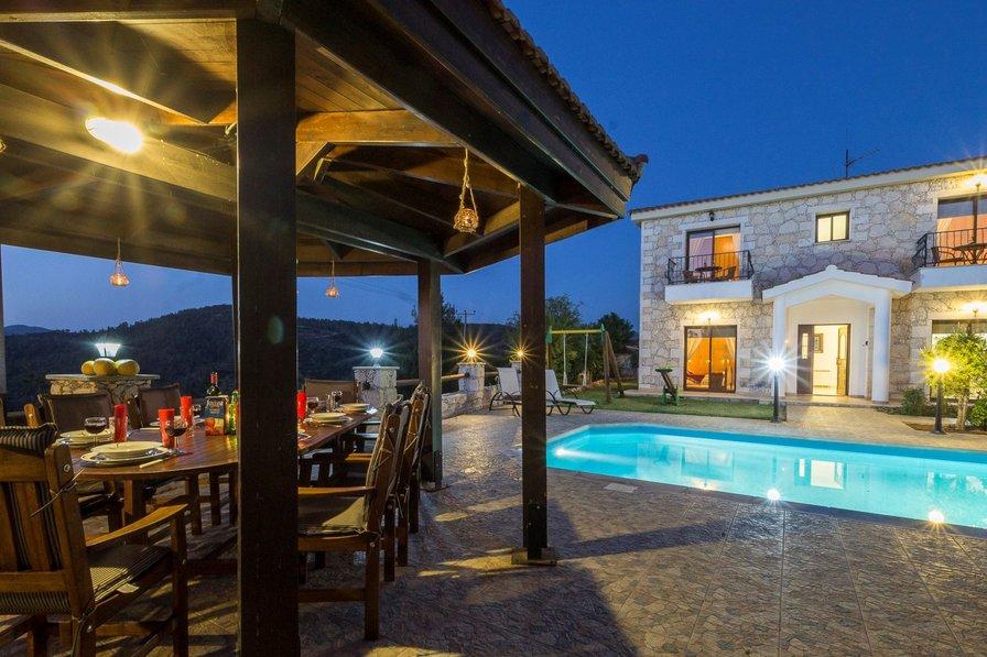 Villa in Cyprus, Lyssos