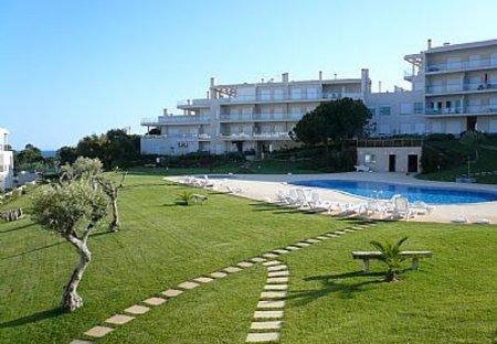 Apartment in Vale Navio, Algarve: Pool