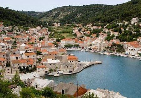Apartment in Pučišća, Croatia: Pucisca on Brac Island