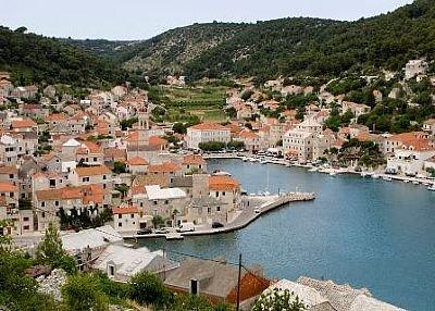 Apartment in Croatia, Pučišća: Pucisca on Brac Island