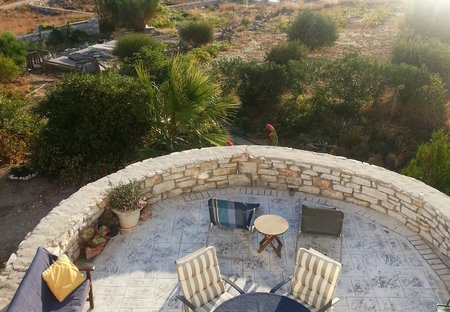 Villa in Piso Livadi, Paros