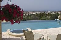 Villa in Cyprus, Peyia: Pool with Breath Taking Views