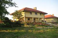 Country_house in Poland, Malopolskie: Villa GLOGOSTAN - the view from the garden