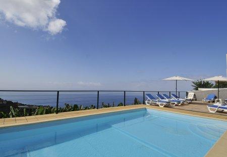 Villa in Ledo, Madeira
