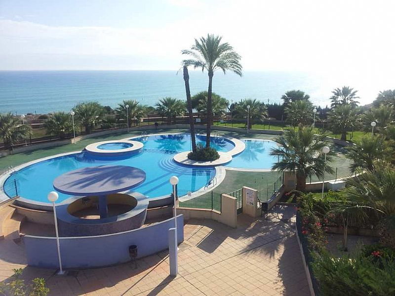 Apartment in Spain, Cabo Roig: Communal Pools & Jacuzzi