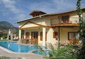 Villa Jamara, Dalyan, Turkey