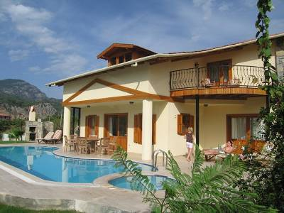 Villa in Turkey, Dalyan: Villa with its own pool