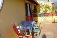 Apartment in Italy, Sciacca: Terrace DELFINO