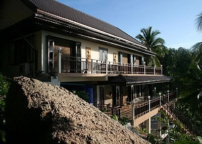 Owners abroad Koh Tao Star Villa