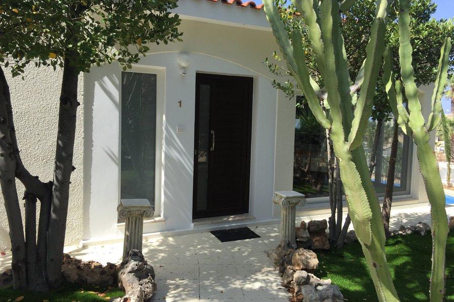 Owners abroad Villa Neyla