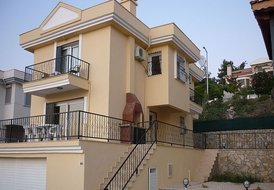 kusadasi villa, Turkey