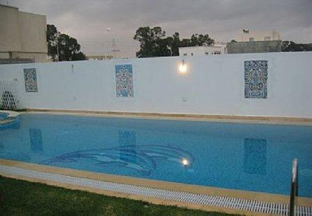 Villa in Hammamet, Tunisia: Pool