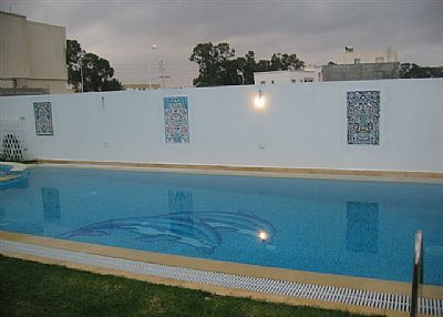 Villa in Tunisia, Hammamet: Pool