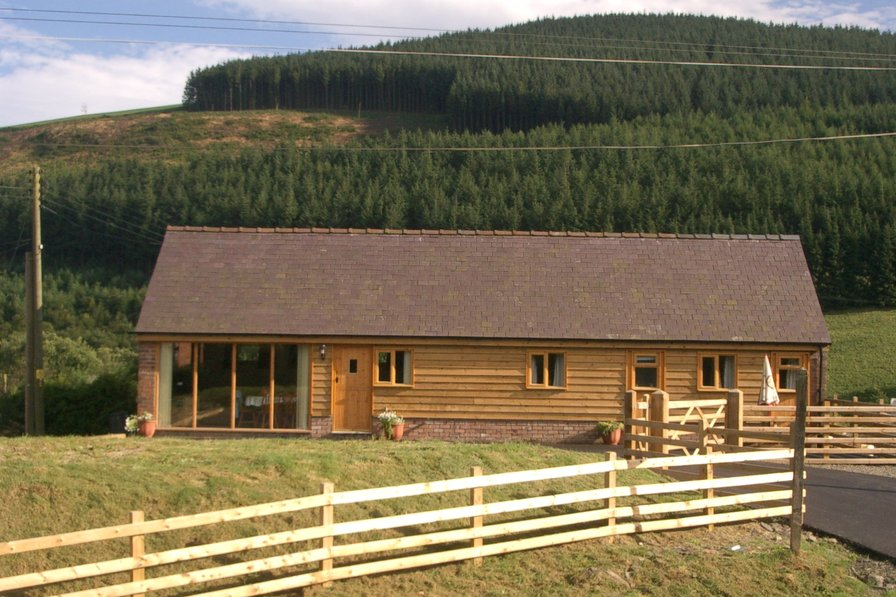 Lodge in United Kingdom, Powys