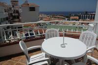 Apartment in Spain, Los Cristianos: Sea views from the terrace