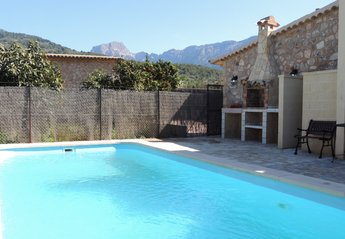 Villa in Spain, Sóller: private pool
