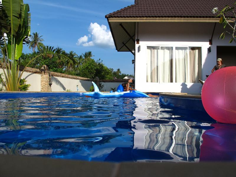 Villa in Thailand, Ao Nang: pool fun