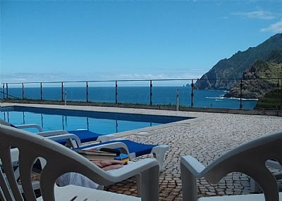 Apartment in Portugal, Vila Porto da Cruz: View from the Swimming Pool