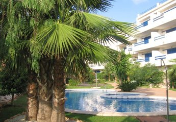 Apartment in Spain, Alameda del Mar: Main view of the apartment